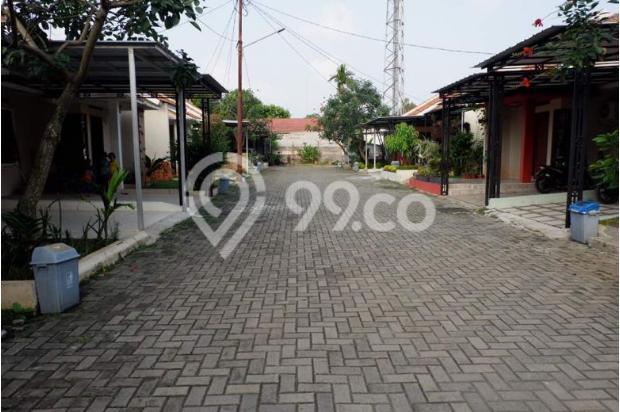 Rumah minimalis mewah, dengan cctv 24 Jam. 35 Menit ke Stasiun Depok. 13961335