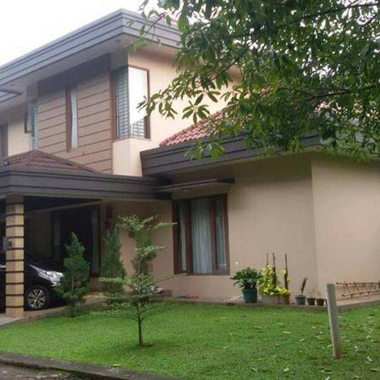 WTS ! Rumah 2 Lantai huk The Green- BSD Tangerang
