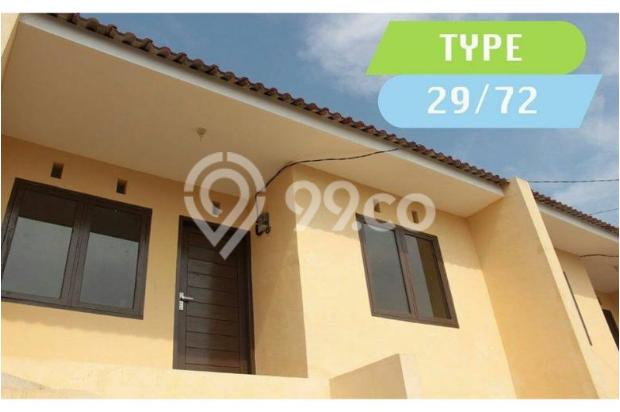 Rumah di jual padalarang murah baru DP ringan strategis 12181388