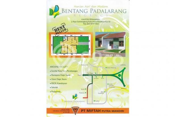 Rumah di jual padalarang murah baru DP ringan strategis 12181394