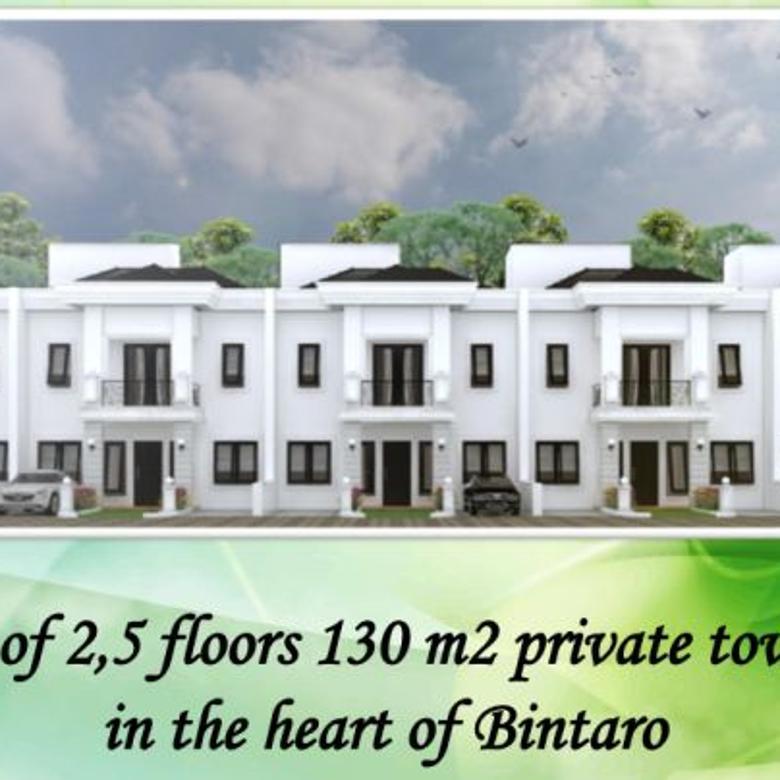 Rumah Cluster Bangunan Premium Oleh Kontraktor Specialis Rumah Mewah