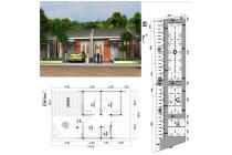 Dijual rumah harga murah bersubsidi di Malang