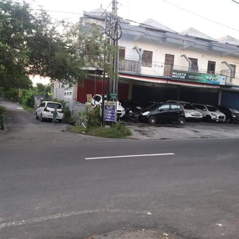 Tanah Di Jln Badak Agung Renon Denpasar Bali Dk Ke Plaza,Sanur