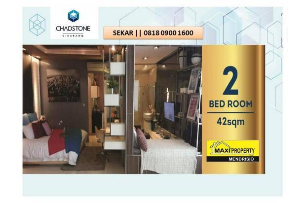 Rp711jt Apartemen Dijual