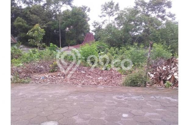Info Dijual Rumah Siap Bangun di Purwomartani Sleman Jogja Dekat Jl Tajem 12397714