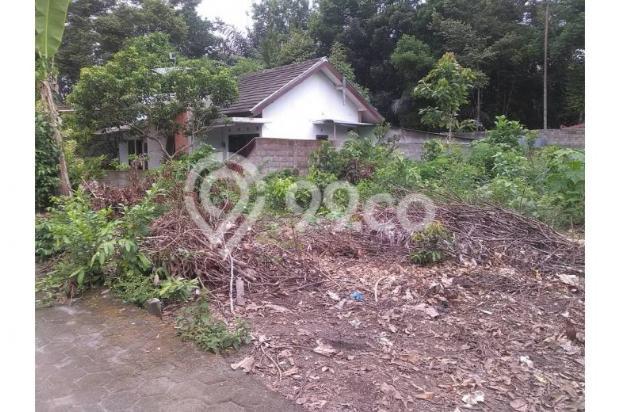 Info Dijual Rumah Siap Bangun di Purwomartani Sleman Jogja Dekat Jl Tajem 12397715