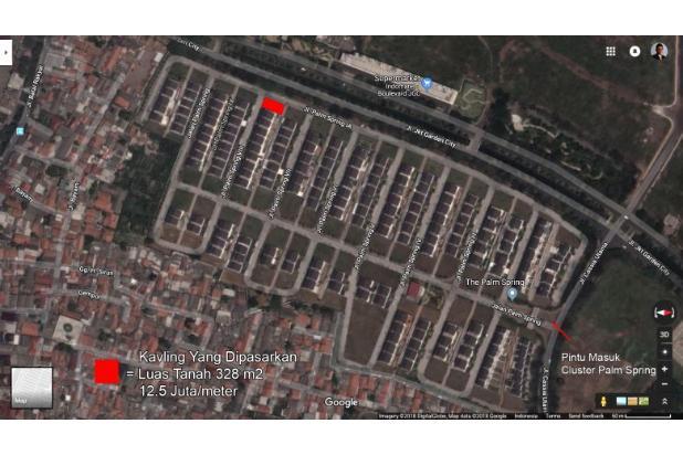 Rp4,1mily Tanah Dijual