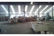 Dijual Pabrik Siap Pakai di Jababeka 1 Cikarang Bekasi