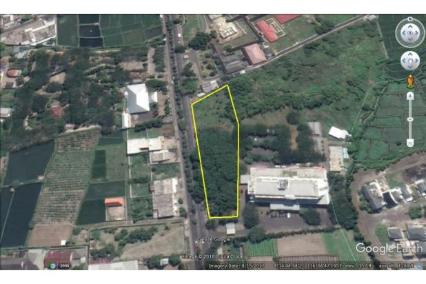 Rp20,2mily Tanah Dijual