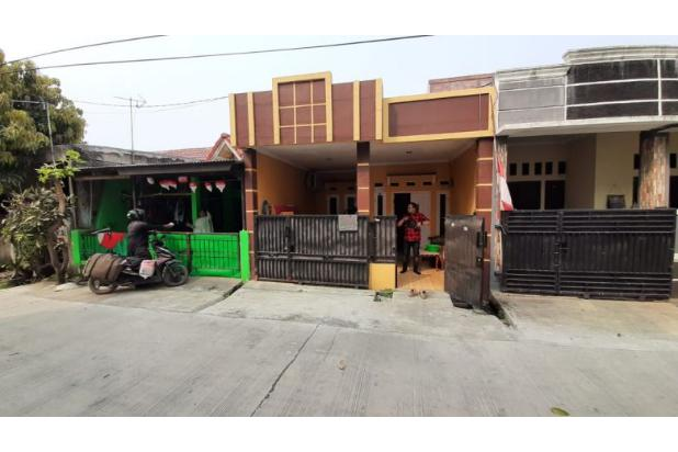 Rp125jt Rumah Dijual