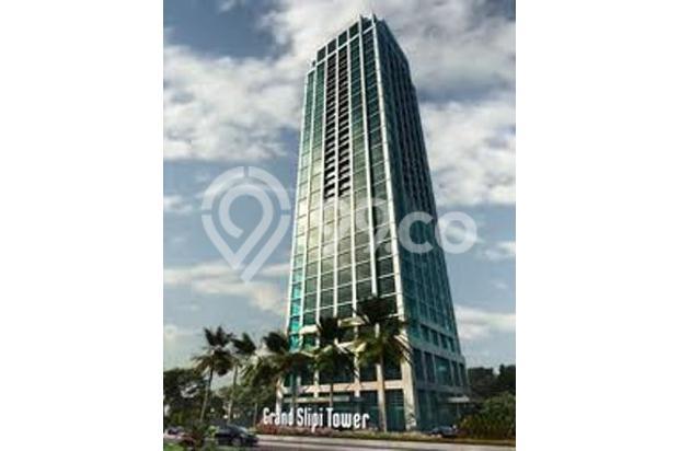 Disewa Ruang Kantor 109.71 sqm di Grand Slipi Tower, Slipi, Jakarta Barat 13152495