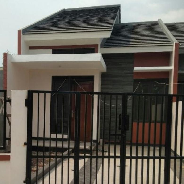 Rumah Baru Dekat Stasiun Bekasi