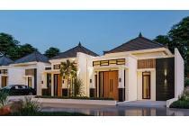 Viral!!! Penampakan Rumah Bali Ada di Sawangan Depok