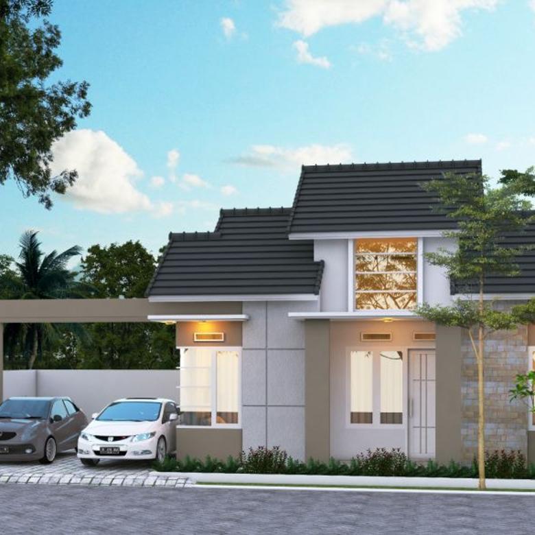 Rumah Dijual Jl Kaliurang Citra Pesona Tanjungsari Kampus UII