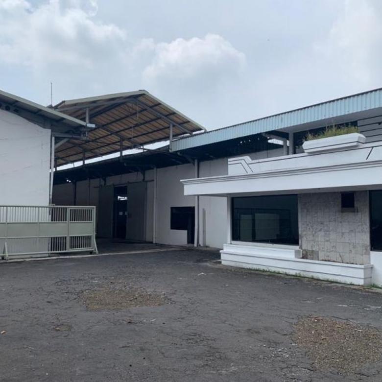 Gudang/pabrik super Berbek Industri SIDOARJO