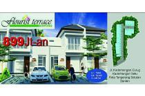 Hunian 2 Lantai Hanya 5 menit ke Tol BSD& Stasiun serpong Tangerang selatan
