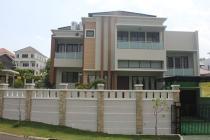 Rumah Exclusive Semi Furnish Posisi Hook + Pool di Sentul - Bogor