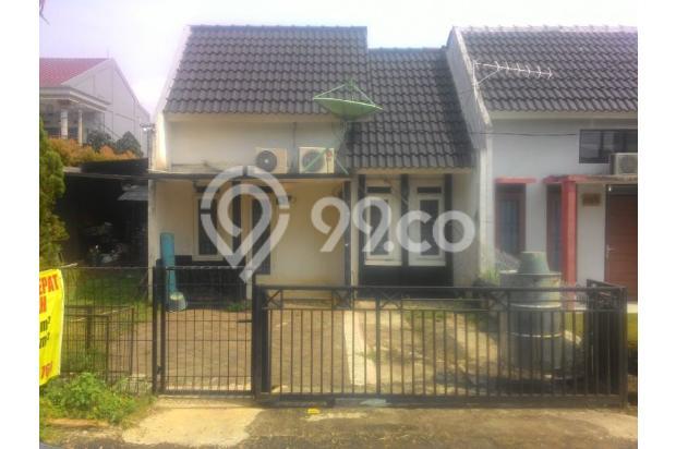 883-P Dijual Rumah dkt Pusat Perbelanjaan Pamulang bebas banjir 17150303