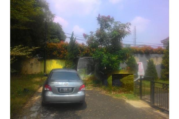 883-P Dijual Rumah dkt Pusat Perbelanjaan Pamulang bebas banjir 17150305