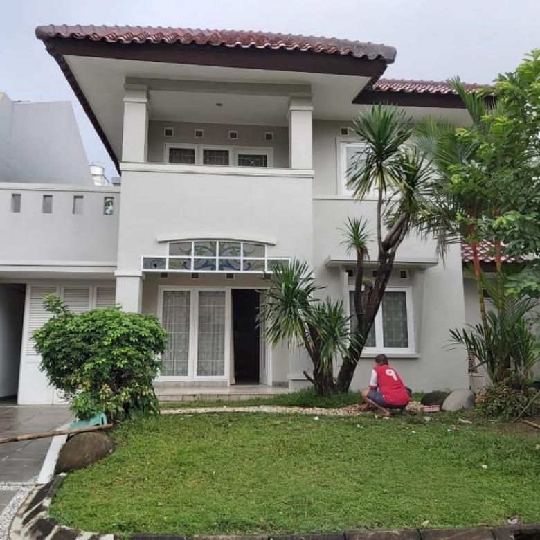 Dijual Rumah Bagus di Giri Loka, BSD Tangsel