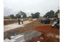 Tanah Kavling siap Bangun, di Cilangkap Jakarta Timur, Pinggir Jalan