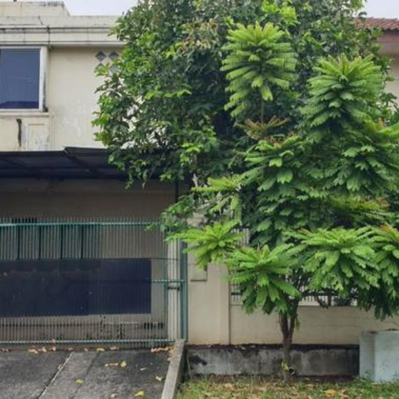 Rumah Tua Hitung Tanah di Metro Permata  Luas ( 12,5 x 15)