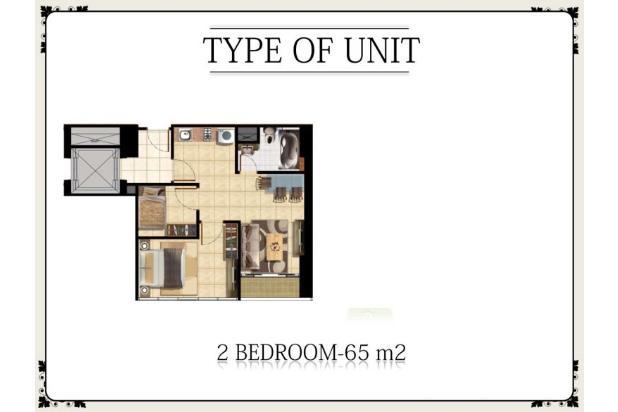 Rp3,43mily Apartemen Dijual