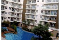 Apartemen full furnish dengan view kolam di Apartemen Gateway Pasteur
