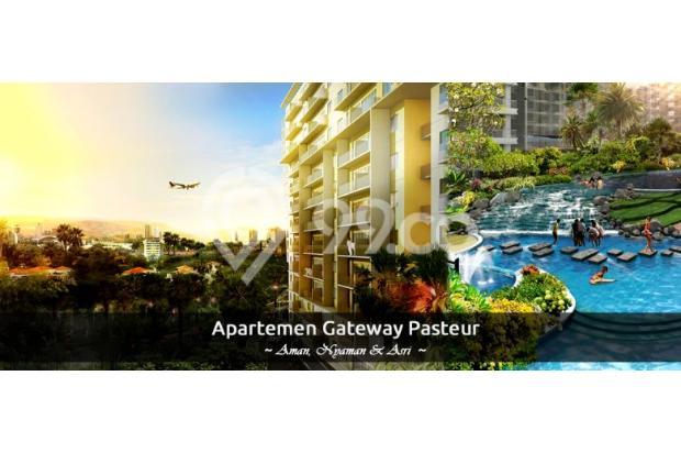 Apartemen full furnish dengan view kolam di Apartemen Gateway Pasteur 16479006