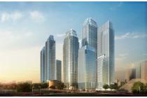 Disewa Ruang Kantor 531 sqm di Prosperity Tower@District 8, SCBD, Jakarta
