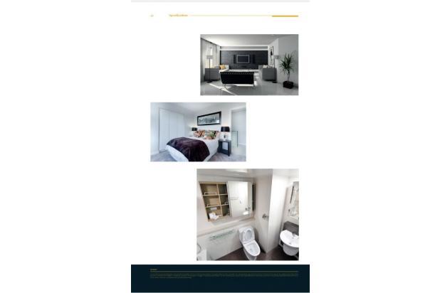 Rp488jt Apartemen Dijual