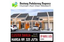 Dijual Rumah Baru Asri Modern Nyaman di Bentang Padalarang Regency Bandung