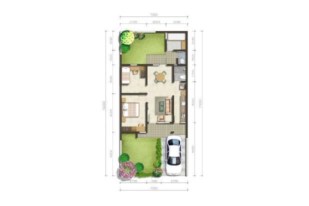 Panorama Cibinong hunian asri minimalis lokasi strategis 4602244
