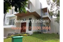 Dijual rumah Mewah di Delatinos Bsd  Serpong Tangerang