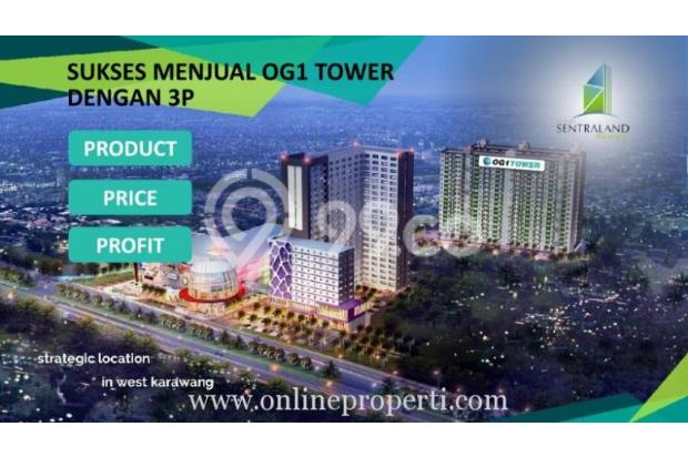 Jual Apartemen Tower B, Kawasan Grand Sentraland Karawang MD627 14359577
