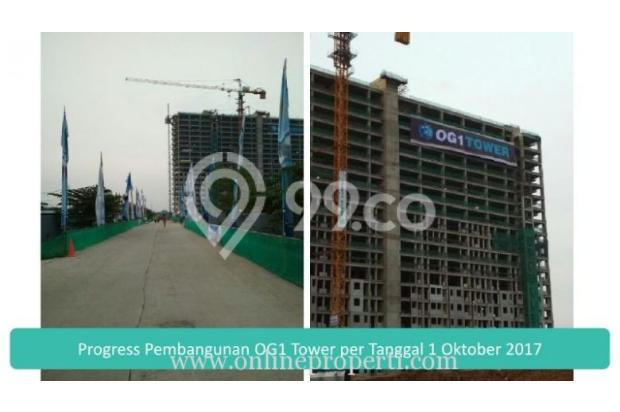 Jual Apartemen Tower B, Kawasan Grand Sentraland Karawang MD627 14359576