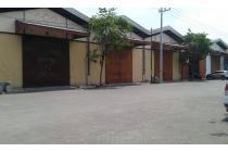 Gudang SHM siap pakai & ada kantor di Mutiara Tambak Langon