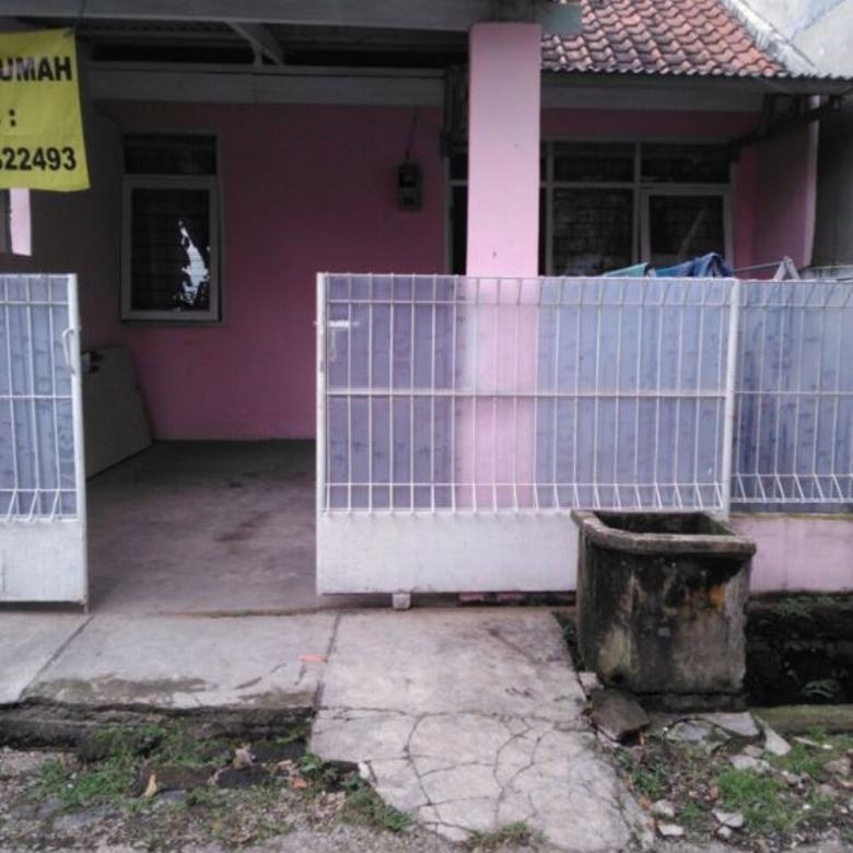 rumah pink nyaman dan aman dengan harga wajar di ciwastra