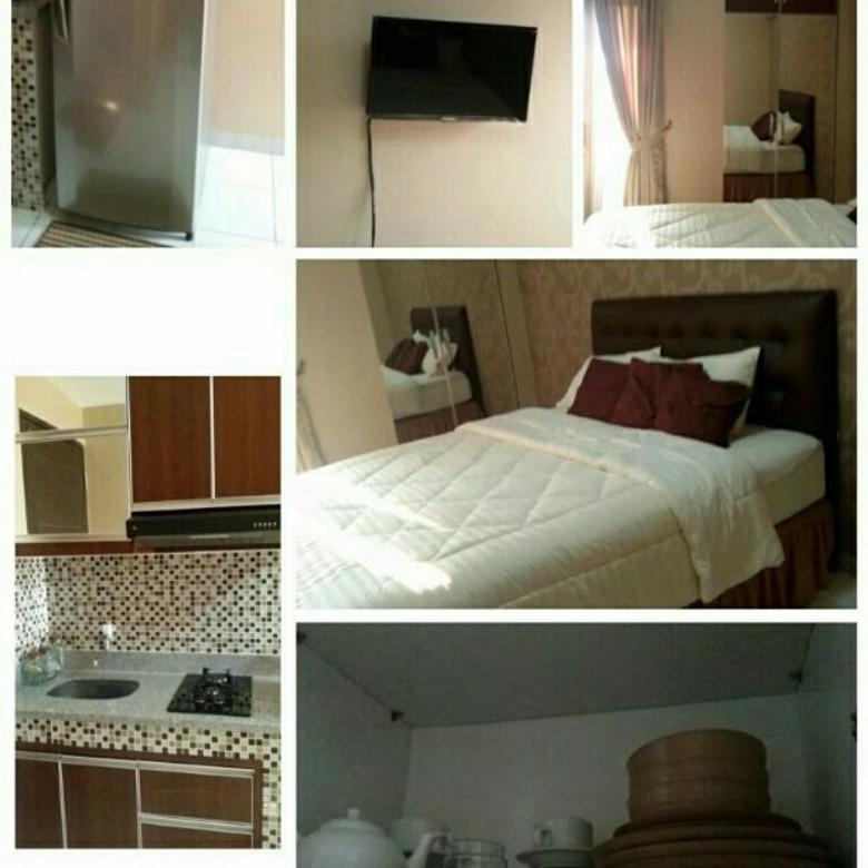 Dijual 1 Unit Apartemen Type Studio Full Furnised