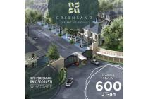 Greenland Residence Menganti Rumah 2 Lantai di JLLB Surabaya Barat