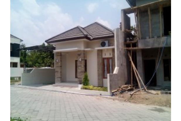 Rumah Minimalis Modern Murah di Perum Kavling Jeruk Legi Banguntapan Jogja 4428526
