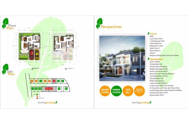 Rumah Minimalis Modern Murah di Perum Kavling Jeruk Legi Banguntapan Jogja 4428532