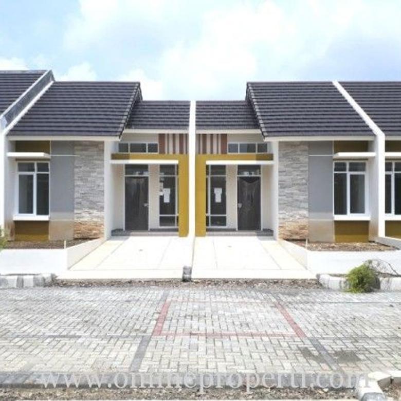 Rumah Baru Murah Di Bogor, Bukit Cimanggu City Lokasi, Strategis Md649