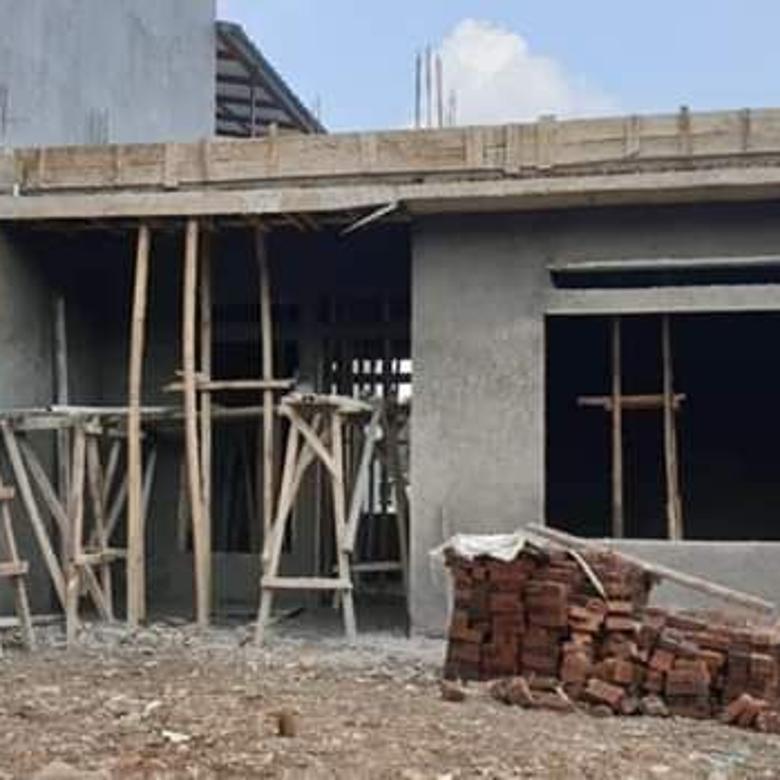 Rumah Baru Sedang Dibangun di Permata Elok Arcamanik Bandung