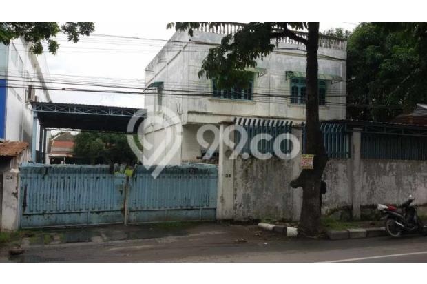 Disewa Gudang dan Tanah di Krakatau Ujung 4464370