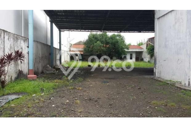 Disewa Gudang dan Tanah di Krakatau Ujung 4464387