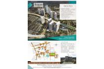 Apartment jakarta selatan, bintaro strategis dan jalan besar