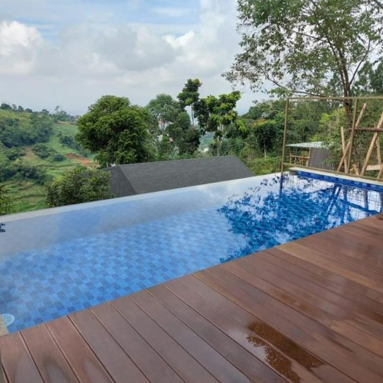 villa EXCLUSIVE FULL FURNISHED w PRIVATE POOL di pakar timur