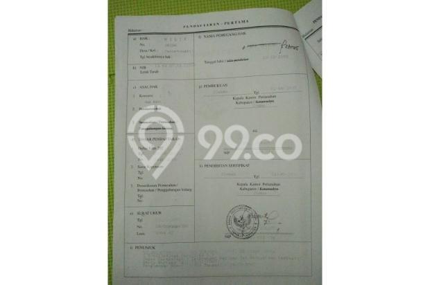 Tanah Dan Bangunan Murah Babarsari UPN JPS 7669741