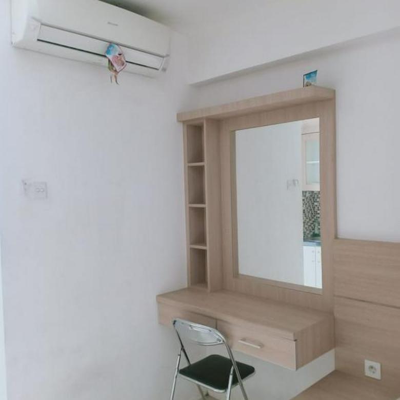 Apartment Bassura City Cipinang Jakarta Timur Type Studio Lt21 Furnished